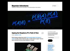bayesianadventures.wordpress.com