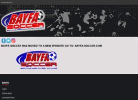 bayfasoccer.com