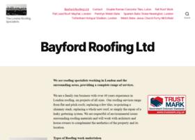 bayfordroofing.co.uk
