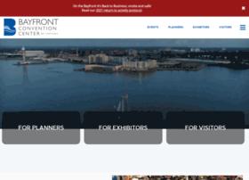 bayfrontconventioncenter.com