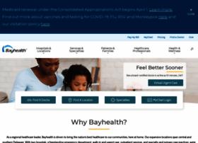 bayhealth.org