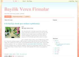 bayilik-veren-firmalar.blogspot.com