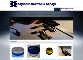 bayindirelektronik.com