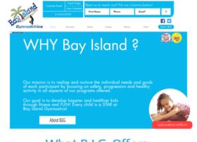bayislandgymnastics.com