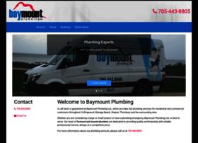baymountplumbing.com