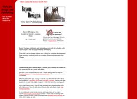 bayoudesigns.com