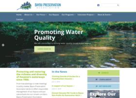 bayoupreservation.com