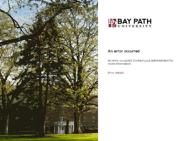 baypath.instructure.com
