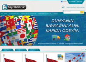 bayrakmarket.com