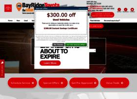 bayridgetoyota.calls.net