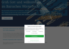 bayrisches-woerterbuch.de