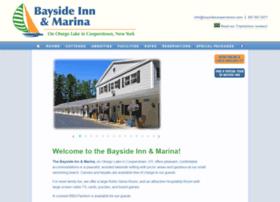 baysidecooperstown.com