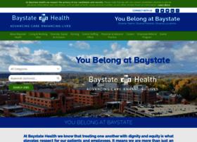 baystatehealthjobs.com