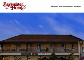 bayswaterhotel.com.au