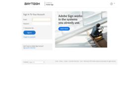 baytechwebs.echosign.com