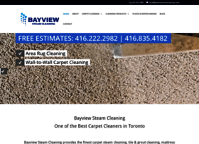 bayviewsteamcleaning.com