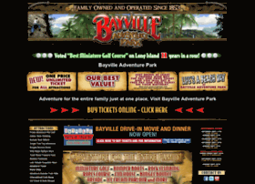 bayvilleadventurepark.com