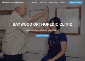 baywoodorthopedics.com