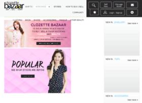 bazaar.clozette.co