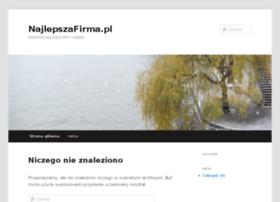 bazafirm.najlepszafirma.pl