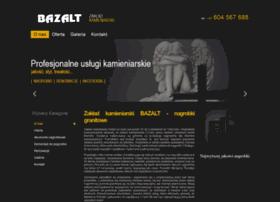 bazalt-nagrobki.pl