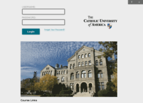 bb.cua.edu