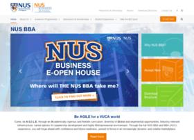 bba.nus.edu