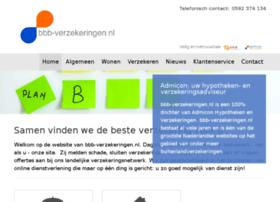 bbb-verzekeringen.nl