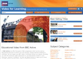 bbcactivevideoforlearning.com