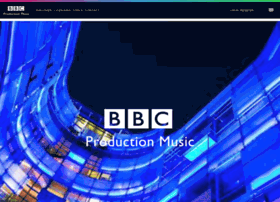 bbcproductionmusic.com