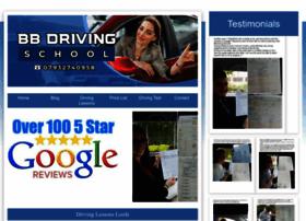 bbdrivingschoolleeds.co.uk