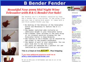 bbenderfender.com
