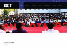 bbit.ac.in