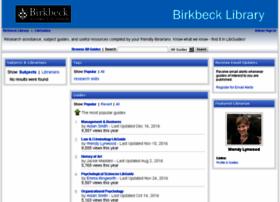 bbk.libguides.com