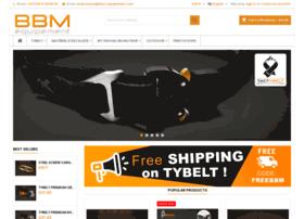 bbm-equipement.com