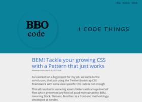 bbo-code.com