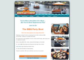 bbq-donut-boat.com