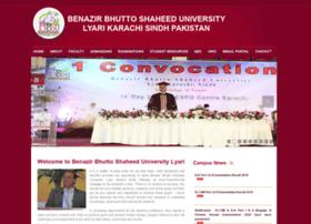 bbsul.edu.pk
