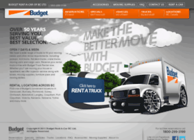bcbudgettruck.com