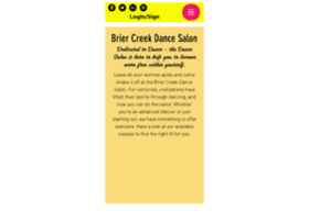 bcdancesalon.com