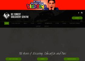 bcforestdiscoverycentre.com