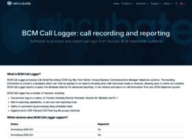 bcmcalllogger.com