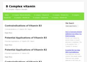 bcomplexvitamin.net