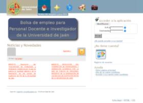 bcontratacion.ujaen.es