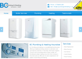 bcplumbingandheating.co.uk