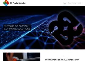 bcproductionsinc.com