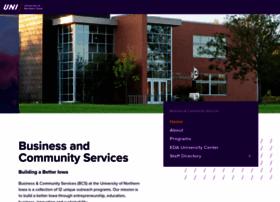 bcs.uni.edu