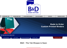 bdbinderindex.com