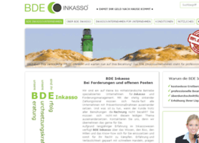 bde-inkasso.de