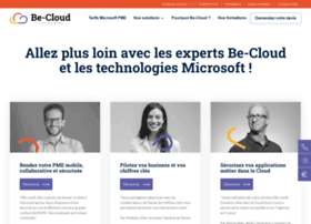 be-cloud.fr